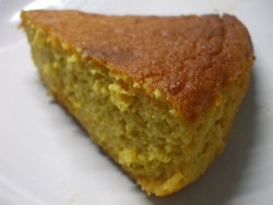 Orange cake - superjuicy!